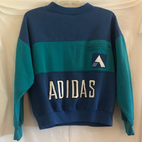 adidas Other - Vintage Adidas Sweater size S